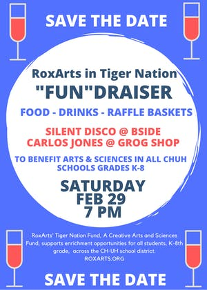 "RoxArts in Tiger Nation Hosts Black & Gold ""Leap Year"" Benefit"