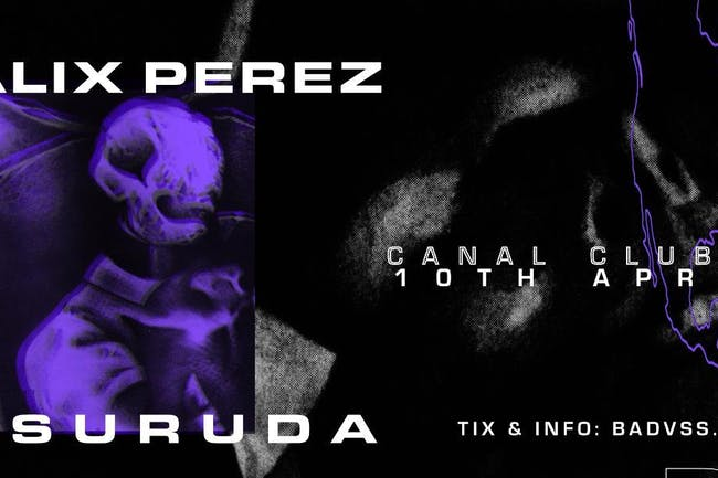 Alix Perez + Tsuruda