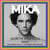 MIKA – Revelation Tour North America