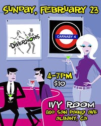 The Diversions, Carnaby 4