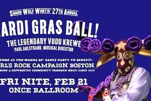 The 27th Annual Mardi Gras Ball!