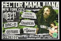 Melt dnb presents: Mamajuana Jungle JAM