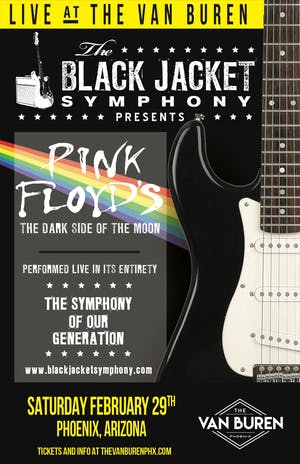 The Black Jacket Symphony presents: Pink Floyd's 'The Dark Side of the Moon