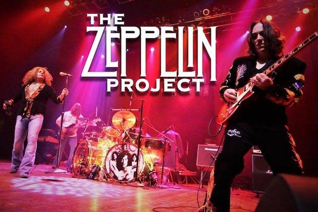 THE ZEPPELIN PROJECT + DOORS HOTEL