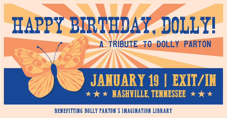 Happy Birthday Dolly! (Tribute)