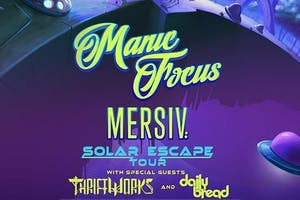 Manic Focus + Mersiv - Solar Escape Tour