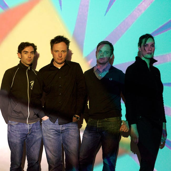 STEREOLAB with DERADOORIAN - POSTPONED: NEW DATE TBD*