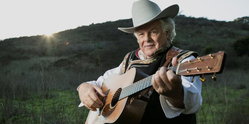Artist in Residence Peter Rowan interviewed by KPFA's Tim Lynch
