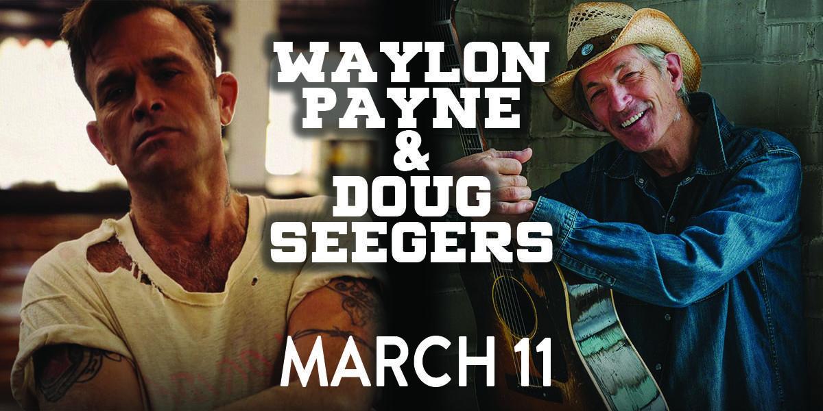 Waylon Payne & Doug Seegers