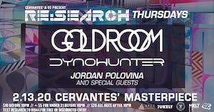RE:Search ft. Goldroom w/ Dynohunter and Jordan Polovina