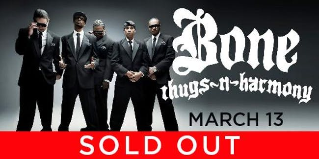 bone thugs n harmony tour 2020