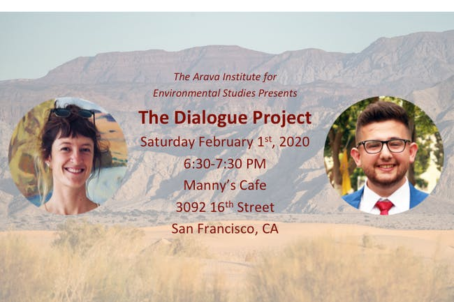The Arava Institute Presents: The Dialogue Project