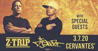 Z-Trip and DJ Qbert w/ Special Guests