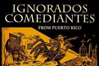 Ignorados Comediantes / Los Gueys / Houston & The Dirty Rats / Little War