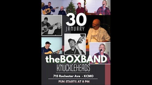 The Box Band (Free Show)