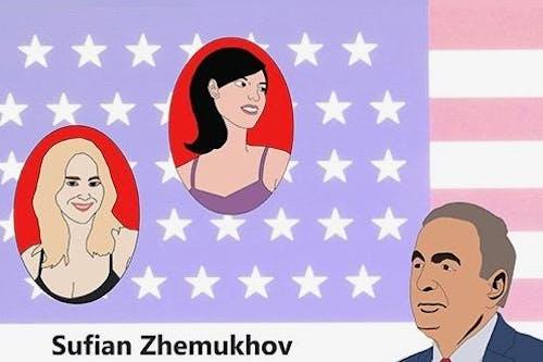 Flirting Like an American with Sufian Zhemukhov