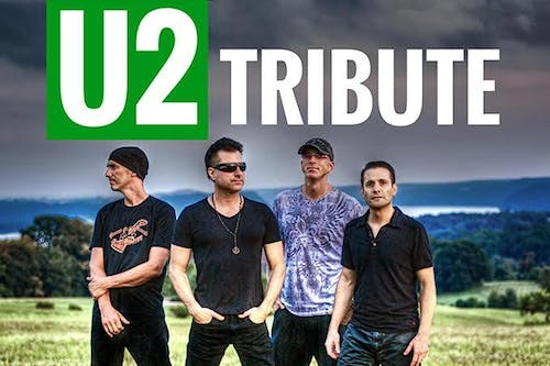 St. Patrick's Day Show with U2 Tribute: The Unforgettable Fire