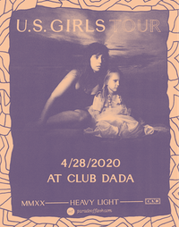 U.S. GIRLS • Bonjay
