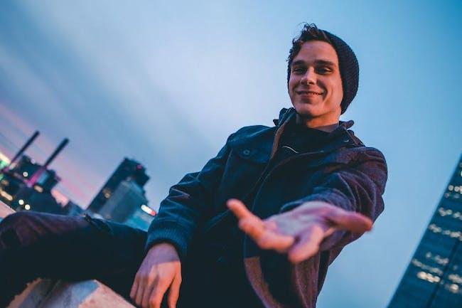 Max Boyle (The Voice)