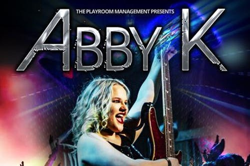 Abby K with The Baltimore School of Rock