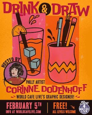 Drink & Draw