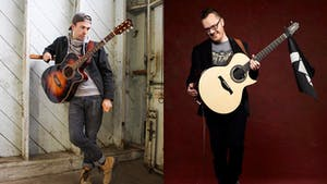 Candyrat Guitar Night feat. Antoine Dufour & Gareth Pearson