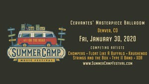 Summer Camp On the Road w/ Chompers, Float Like A Buffalo, Krushendo + More