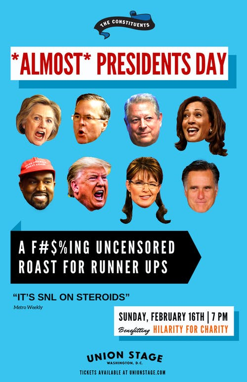 The Constituents Present *Almost* Presidents Day
