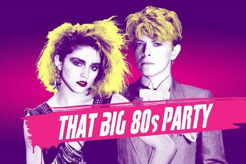 That Big 80's Party w/ DJ Marco