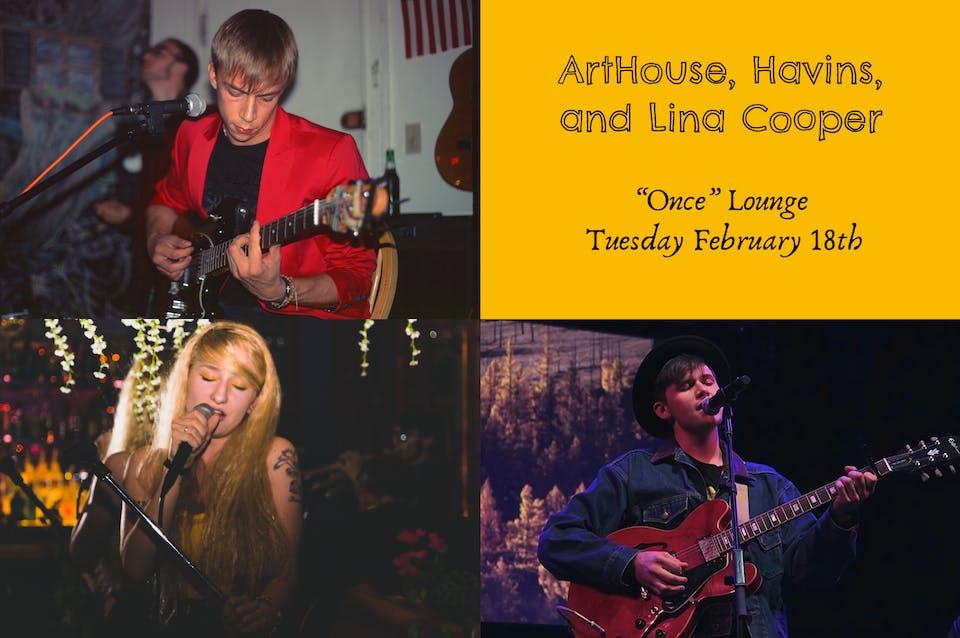 ArtHouse, Havins, Lina Cooper