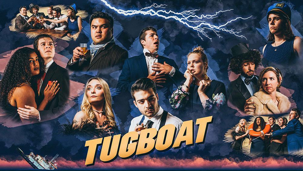 Booze Cruise w/ Tugboat Ft. Mortal Enemies