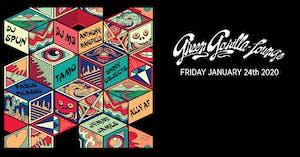 Green Gorilla Lounge ft. DJ  Spun, DJ M3, Anthony Mansfield, Tamo + more