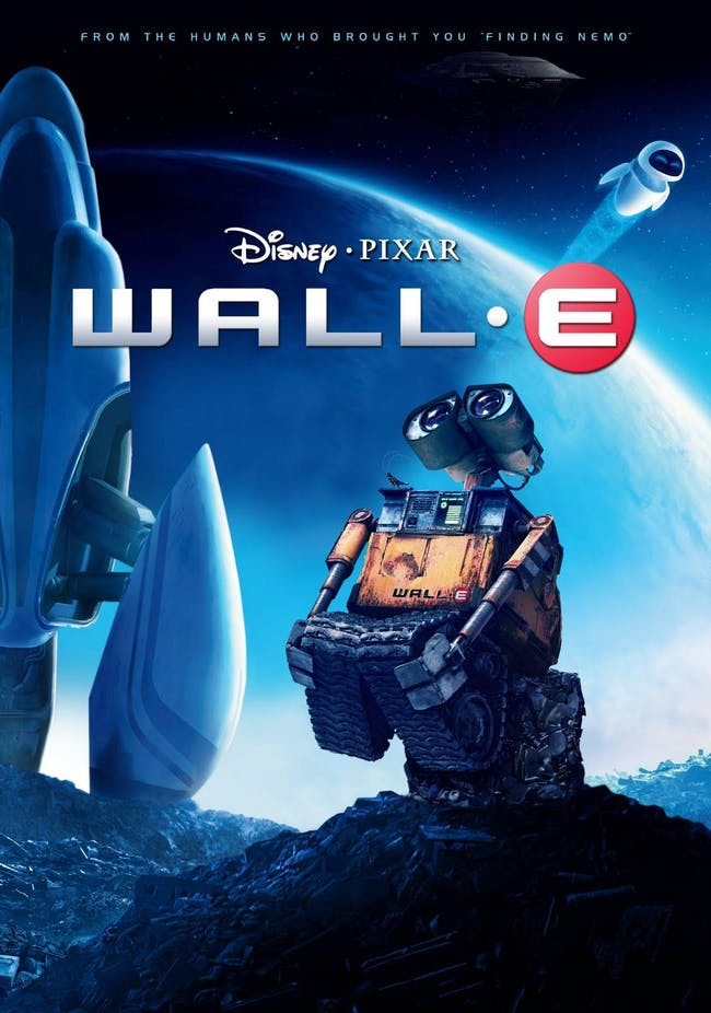 Celebrate Earth Day with Wall-E (2008)
