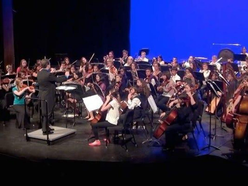 Tulare County Youth Orchestras