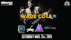 Wade Cota (AMERICAN IDOL SEASON 17 FINALIST)