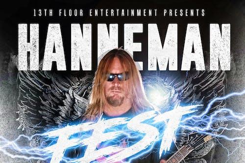 Hanneman Fest Featuring Strip The Soul