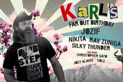 K.E.E.P. Up! ft. Jozif, Ray Zuniga & Nikita, Cole Odin