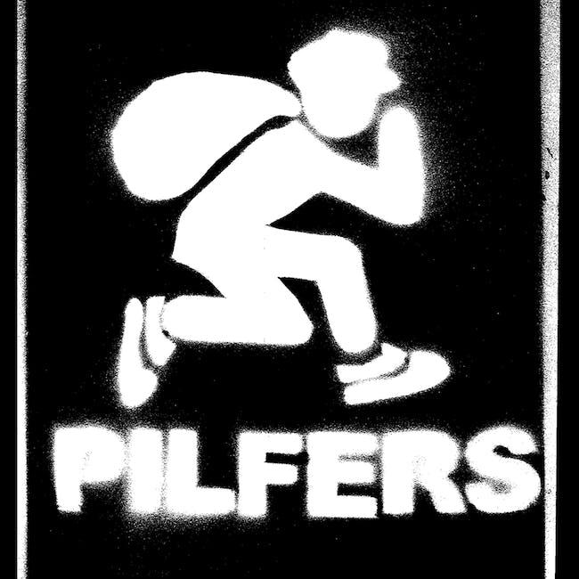 Pilfers (NYC) with Umbrella Bed, Space Monkey Mafia