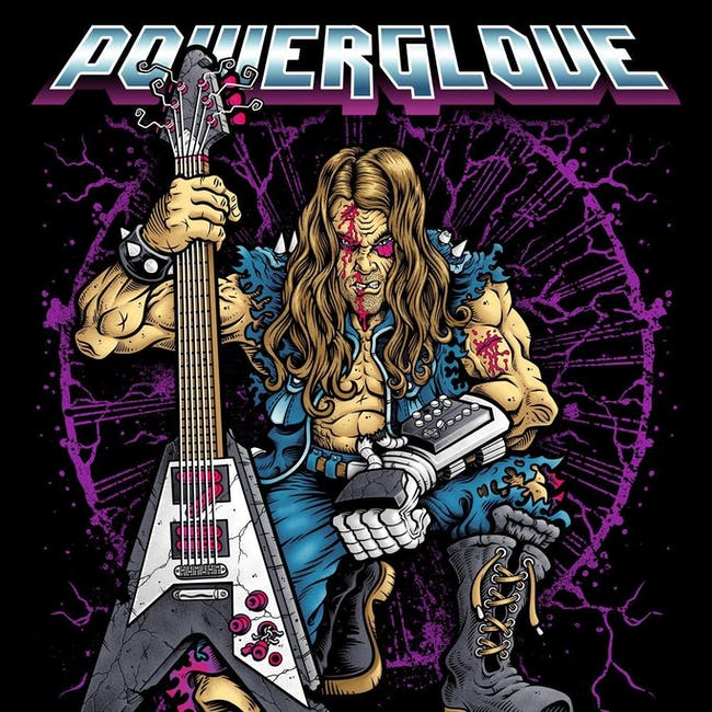 Powerglove & Immortal Guardian