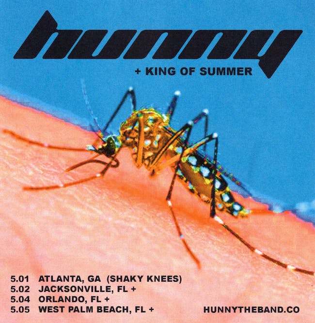 Hunny & King of Summer