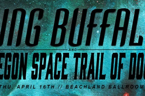 King Buffalo • Oregon Space Trail of Doom