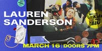 LAUREN SANDERSON - Midwest Kids Can Make It Big Tour