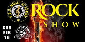 T.P.S Music Academy Rock Showcase