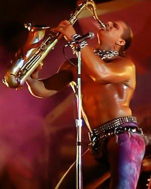Timmy Cappello (Lost Boys, Tina Turner, Miami Vice, Gunship) at Will's Pub
