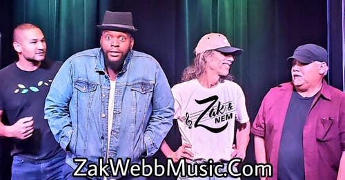 Zak  & Nem with Shafer Wilkerson