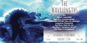 The Wavelengths w/ special guests