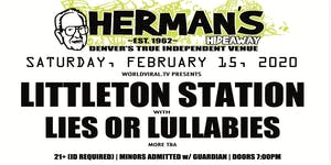 LITTLETON STATION w/ LIES OR LULLABIES | more tba