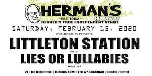 LITTLETON STATION w/ LIES OR LULLABIES | more tba