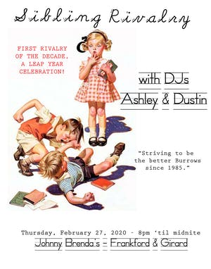Sibling Rivalry with DJs Ashley & Dustin