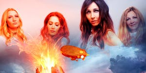 Zepparella the All Female Tribute to Led Zeppelin